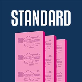 Proudly offering standard Owens Corning rigid foam insulation board for sale.