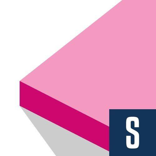 FOAMULAR® HALF-INCH 0.5 in x 2 ft x 8 ft R-3 Squared Edge Insulation Sheathing