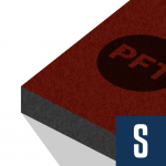 Foam Board Insulation 1 in x 4 ft x 8 ft R-5 EPS ProBoard Red Label
