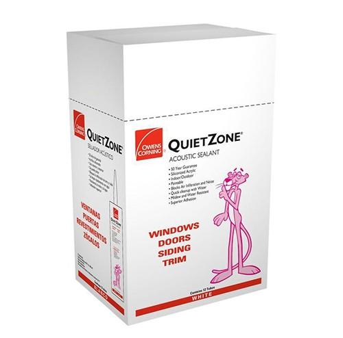 Quiet Zone Acoustic Caulk